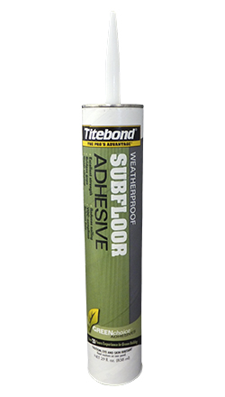 Greenchoice™ Panel & Subfloor Adhesive